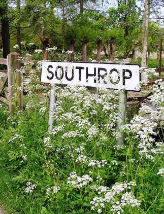 Southrop Village