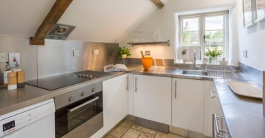 Culls Cottage - kitchen