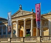 The Ashmoleum Museum - Oxford