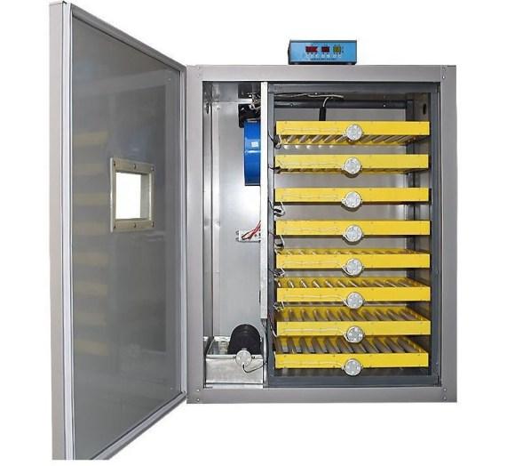 500 eggs solar incubator