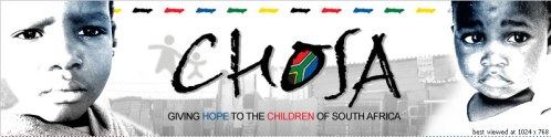 Giving Hope to the Children of South Africa