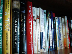 Autism Bookshelf