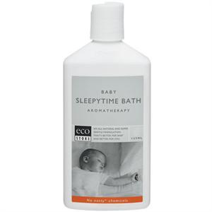 Sleepytime bath