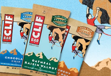 Clif bars included in peanut butter recall