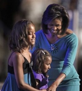 The Obamas should plant a school garden at the White House
