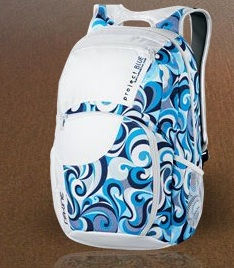 Recycled Plastic Bottle Project Blue DAKINE Backpacks Benefit ...