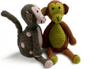 Monkeys from RosieHippo.com