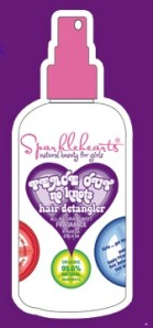 Sparklehearts Natural Beauty for Girls
