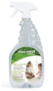 Eco Mist Carpet and Upholstery Cleaner