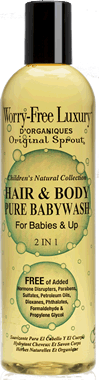 Original Sprout organic beauty products