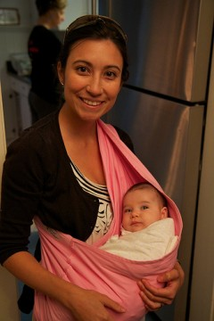 CPSC issues new guidelines for baby slings