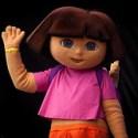 Was Dora born at home?