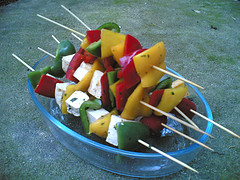 A vegetarian barbecue that your friends will love