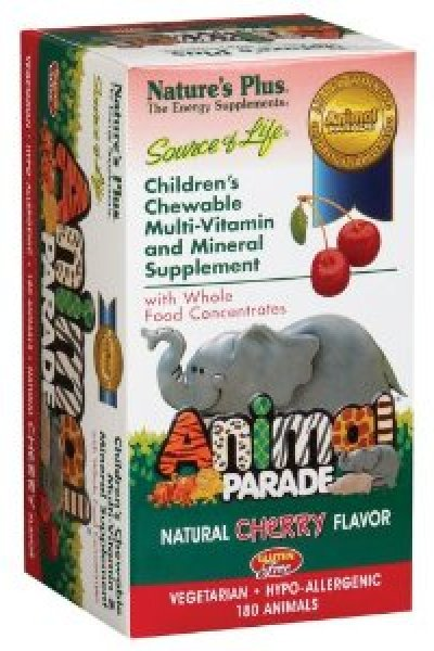 Does Your Child's Multi-Vitamin Contain Seaweed Sourced Iodine?