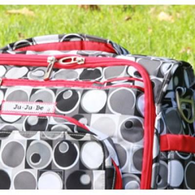 """Eco-Friendly"" Products:  Ju-Ju-Be Bag and Bib"