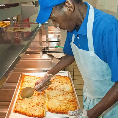 Pizza is a Vegetable?  Congress Chooses Lobbyists Over Healthy School Lunches