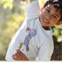 Rain Tees Eco-Friendly Children's Fashion:  From Rainforests to Runways