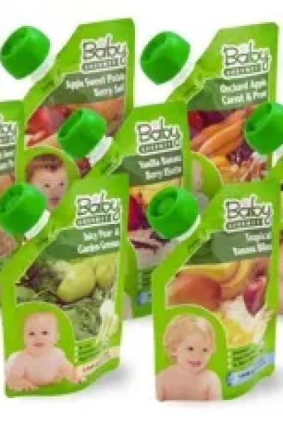 BPA-Free:  Baby Gourmet Organic Baby Food