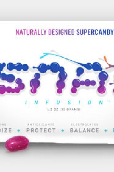 Naturally Designed SuperCandy:  Snap Infusion (Beware Vegetarians of Gelatin)