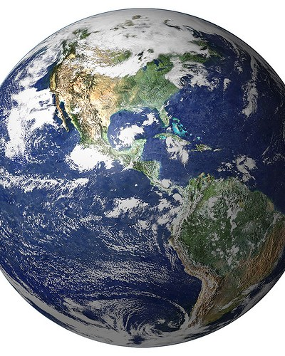 Earth Day:   A Closer Look Reveals the Human Race