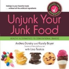 No MSG, HFCS, Transfats, etc:  Unjunk Your Junk Food