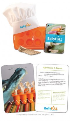 The HopeFULL Company's BellyFULL Kit Designed for Sensitive Children But Good for All!