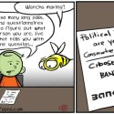 Hank D and the Bee: The Best One Question Personality Test Ever.
