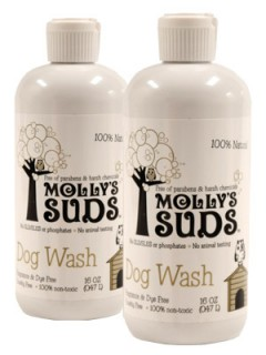 Green Home Cleaning:  Free of Parabens & Harsh Chemicals Molly Suds Laundry and Dog Wash
