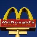 fast food logos imprint children's brains