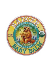 Body Sense for Baby:  Badger Balm and Under the Nile Organic