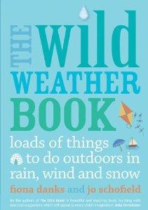 Green Children's Books:  The Wild Weather Book