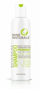 Beauty for Pregnancy and Beyond:  Nine Naturals