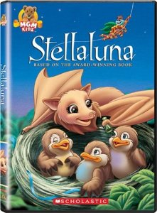 Stellaluna DVD:  A message of acceptance and open mindeness