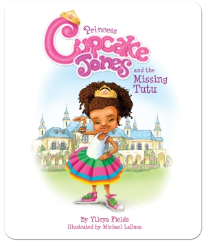 Children's Literature:  Princess Cupcake Jones and the Missing Tutu