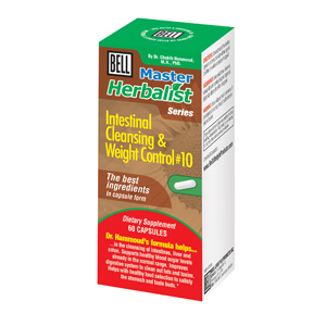 Bell Master Herbalist Intestinal Cleansing and Weight Control