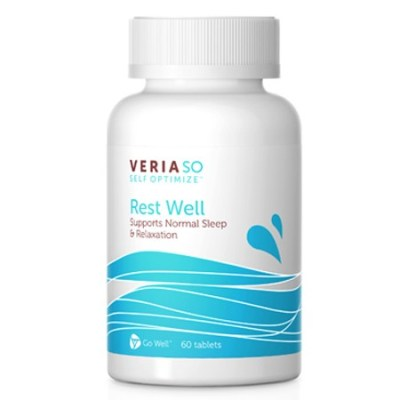 Veria Natural Products:   Innerdosha In Control Serum and Self Optimize Rest Well