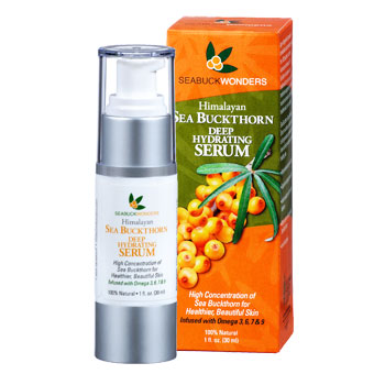 Seabuck Wonders:   Himalyan Sea Buckthorn Advanced Skincare