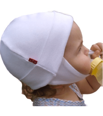 American Company & Quality:  Natural, Organic, Eco-Friendly Dots on Tots Baby & Toddler Hats