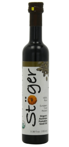 Stöger Organic Pumpkin Seed Oil