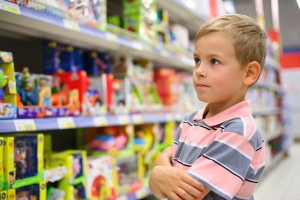 The Gender Divide in Toys has Grown