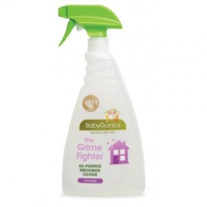 we make products that clean like crazy and are safe around babies: earth safe, people safe & picky mother-in-law safe.