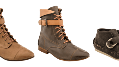 Juil copper dot earthing shoes connect you to earth!