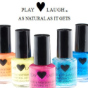 The toxic trio of nail polish:  Dibutyl phthalate, toluene, formaldehyde