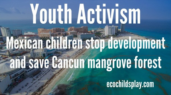 Youth activism saves mangrove forest