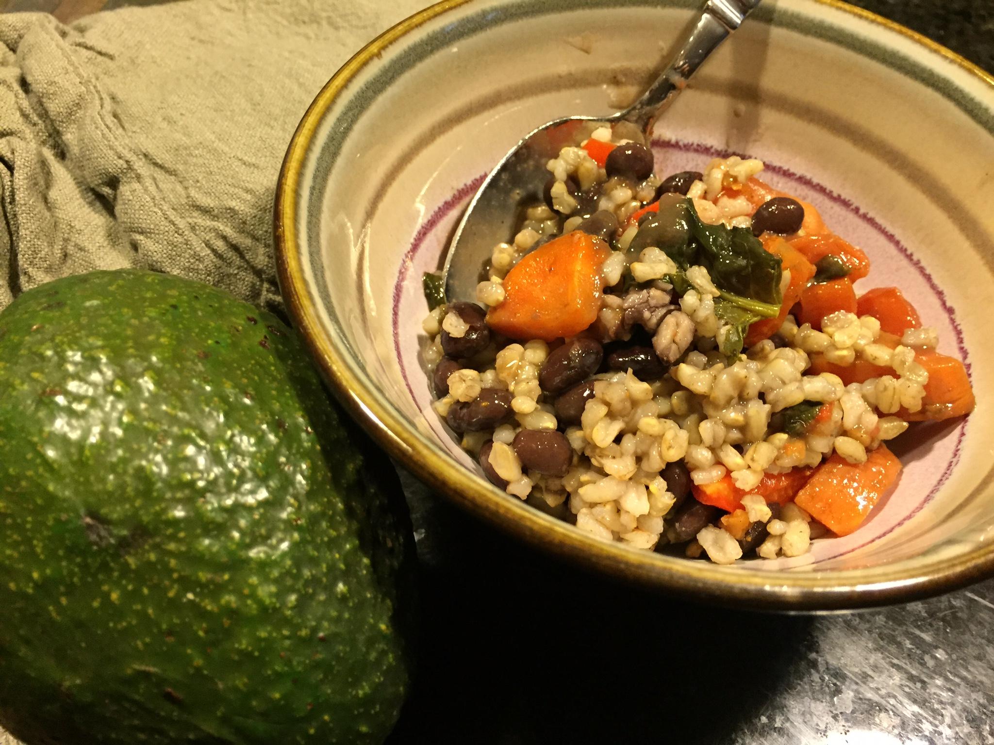vegan gluten-free recipe