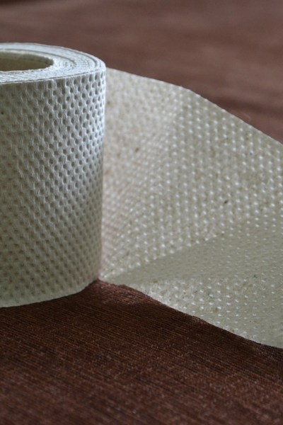 Holy S#@T:  There's BPA in my Recycled Toilet Paper