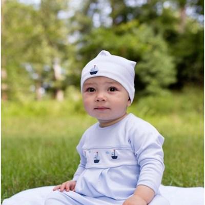 Babies Should Wear Natural Fibers