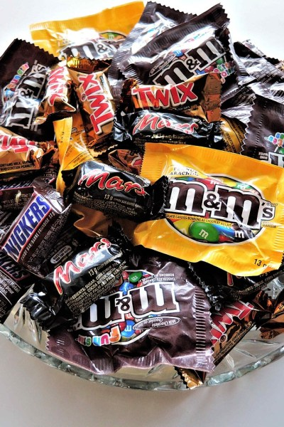 What's in Halloween Candy?