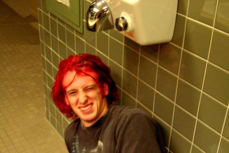 Study Finds Bathroom Hand Dryers Spread Fecal Matter