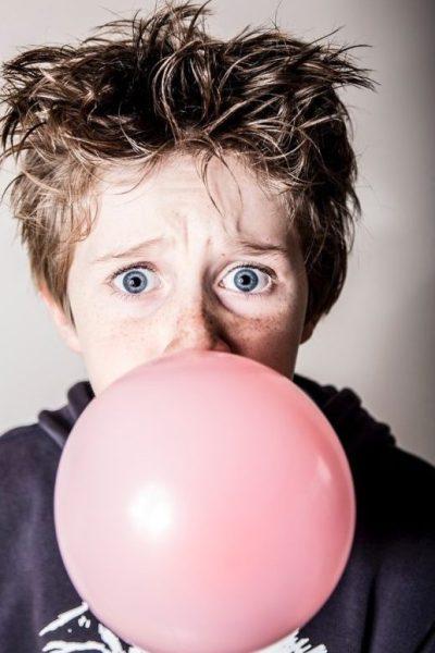 bubble gum environmental problems